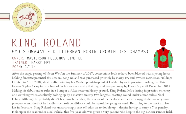 King Roland Preview