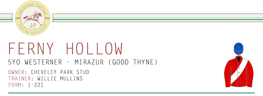 .Preview Article Horse Name Header Image - Ferny Hollow